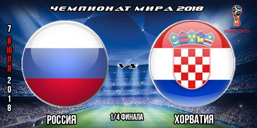Россия-Хорватия