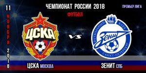 ЦСКА Зенит