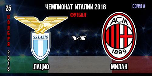 Лацио Милан
