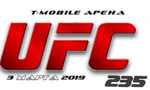 UFC 235