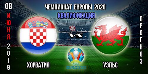 Хорватия Уэльс