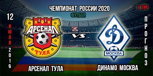 Арсенал Динамо