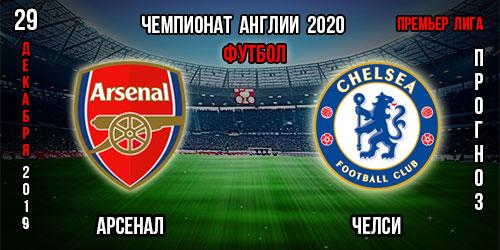 Арсенал Челси