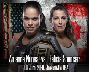UFC 250 прогнозы