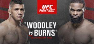 UFC Fight Night 31.05.2020