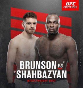 UFC 02.08.2020. Расписание. Прогнозы