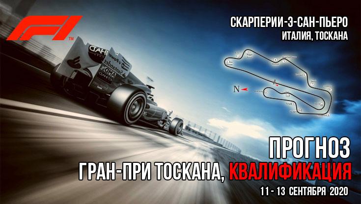 Формула-1 2020. Гран-при Тосканы