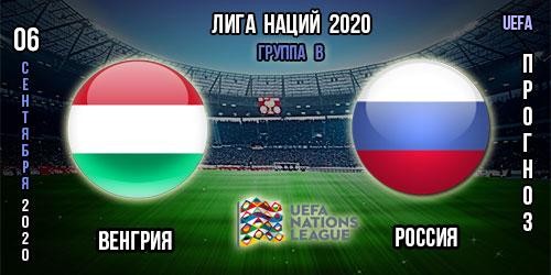 Венгрия – Россия. Лиги Наций. Прогноз