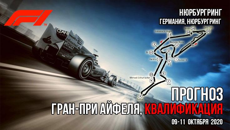 Формула-1 сезон 2020. Гран-при Айфеля, Квалификация