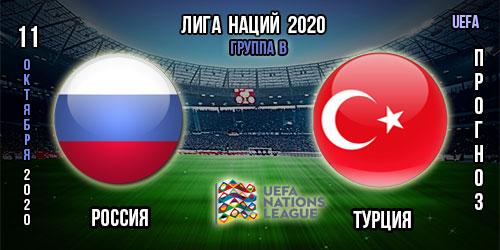 Россия – Турция. Прогноз