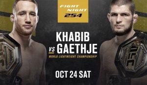 UFC 254. Прогнозы