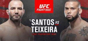 UFC 08.11.2020. Расписание. Прогнозы