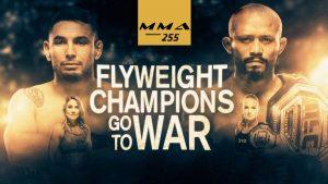 UFC 255. Расписание. Прогнозы