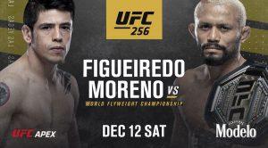 UFC 256. Расписание. Прогнозы