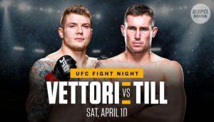 UFC 10.04.2021г. Расписание. Прогнозы