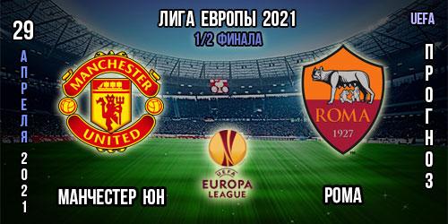 Манчестер Юнайтед – Рома. Прогноз. Лига Европы