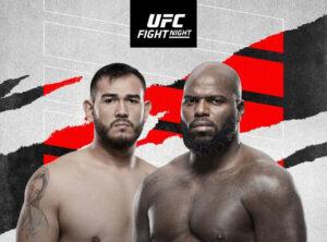 UFC 06.06.2021. Расписание. Прогнозы