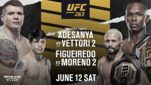 UFC 263. Прогнозы