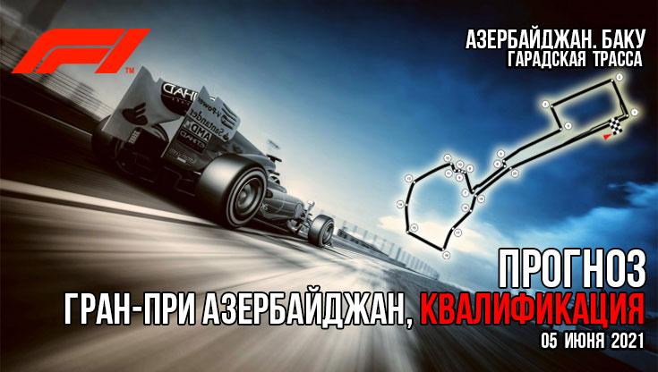 Формула-1. Прогноз. Азербайджана, Квалификация